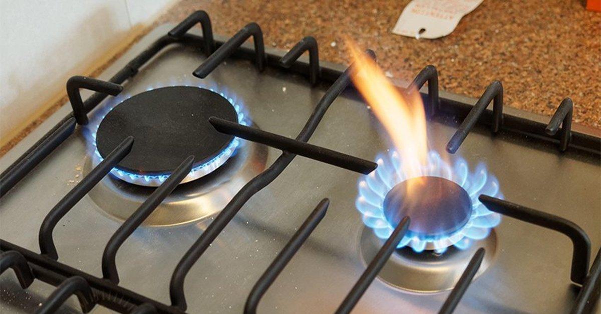 Как исправить проблему: коптит газовая плита