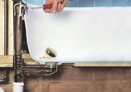 Слив перелив для ванны: разбираемся в устройстве, разновидностях и правилах монтажа