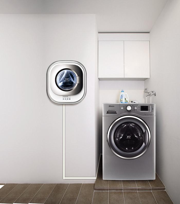 Настенная стиральная машина: подробный разбор. плюсы и минусы