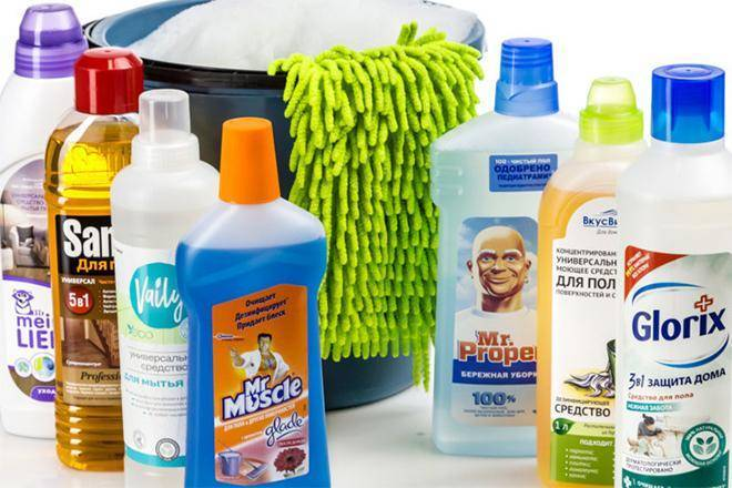 Обзор лучших средств для мытья кафельной плитки