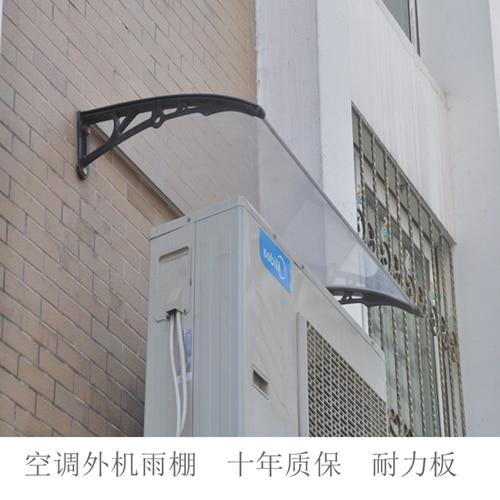 Требования к конструкции козырьков над входом — рассматриваем суть