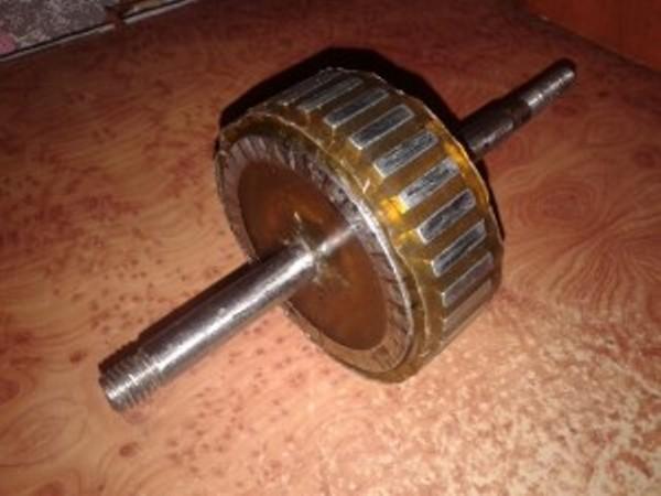 Ветрогенератор из двигателя стиральной машины