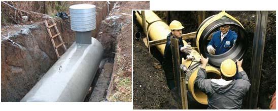 Инструкция по охране труда и промышленной безопасности при сборе конденсата и продувке конденсатосборников промысловых газопроводов газового цеха