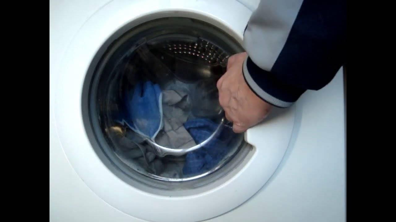Как открыть стиральную машину атлант, если она заблокирована