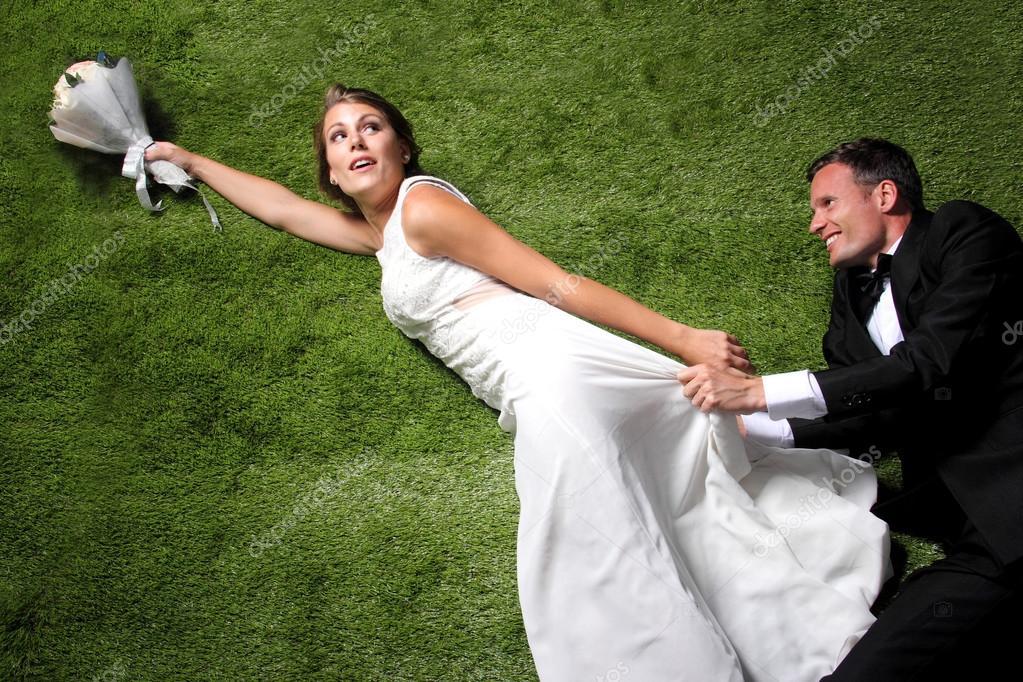 Свадебные приметы и суеверия для жениха