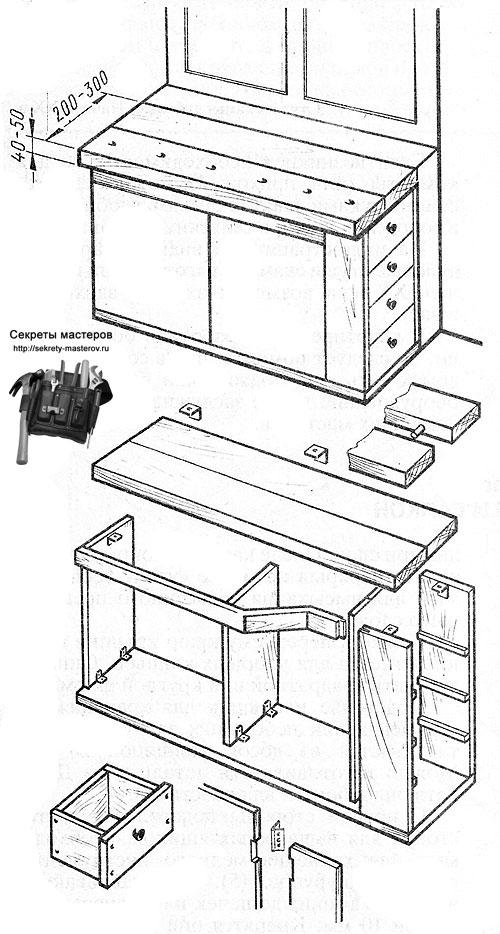 Диванчик на балкон своими руками: фотоподборка интересных идей, пошаговые инструкции
