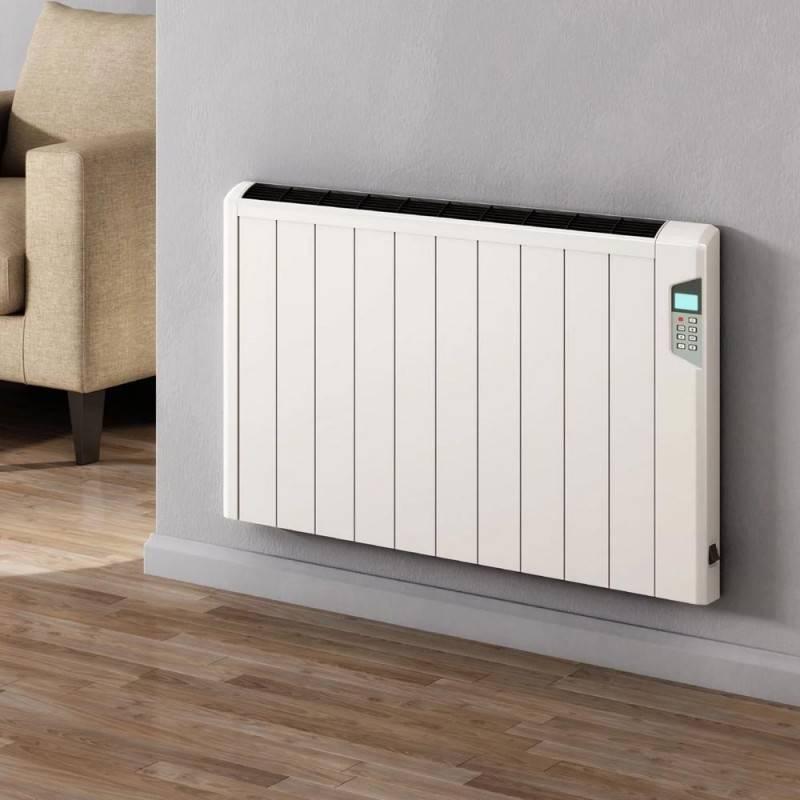 Электрические радиаторы (батареи) отопления – для дачи, настенные, экономичные