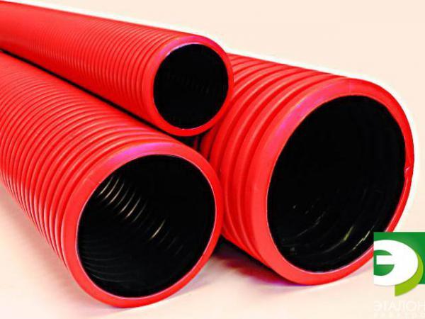 Применение гофрированных труб для наружной канализации
