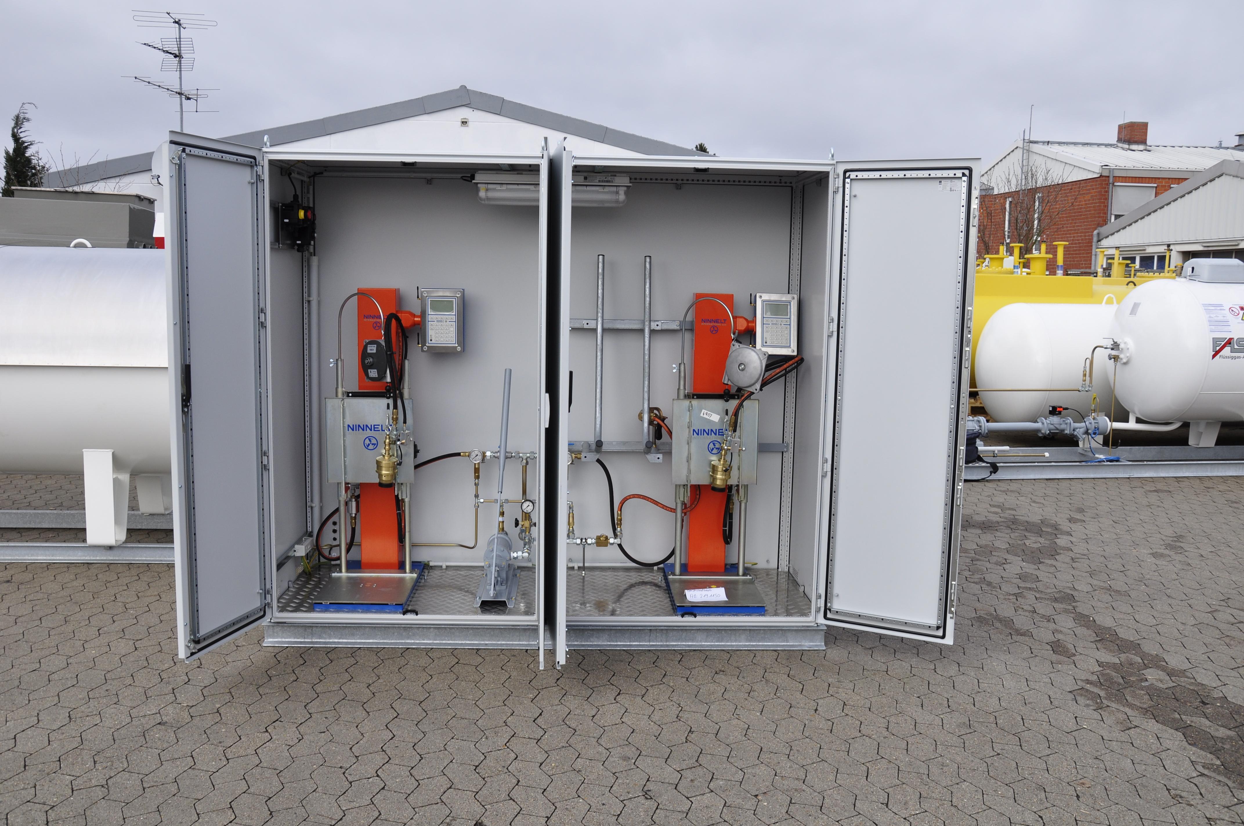 Газовые баллоны - правила эксплуатации | веб-механик