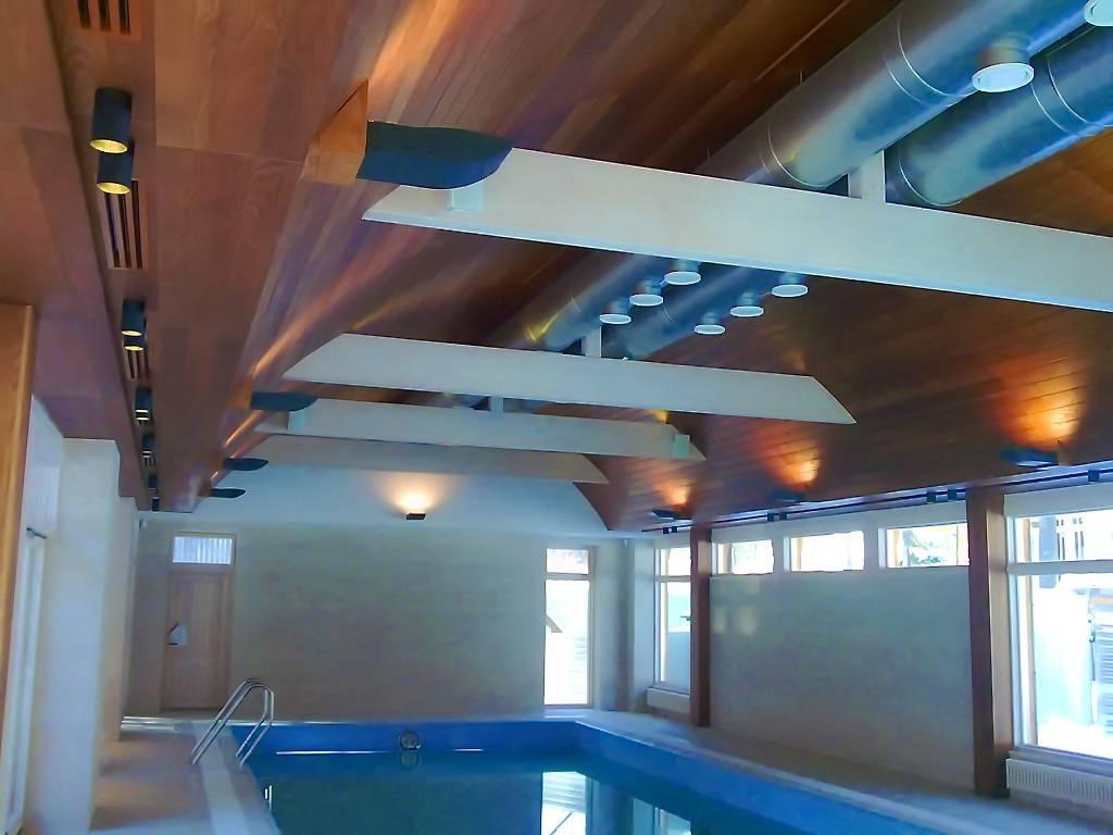 Вентиляция для бассейна: расчет, проектирование, как сделать