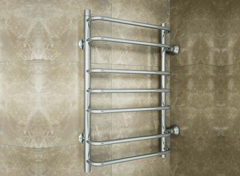 Установка полотенцесушителя в ванной комнате: пошаговая инструкция