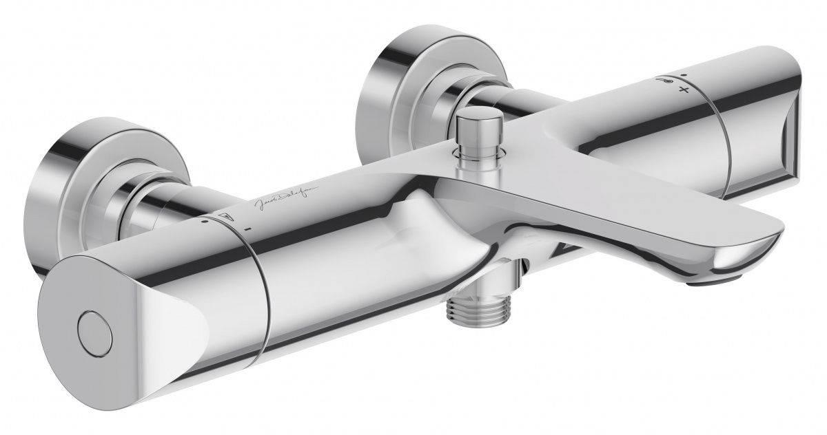 Термостат для душа: термостатический смеситель для ванны, душевая стойка с терморегулятором, что это такое, кран grohe и отзывы о термостатной системе