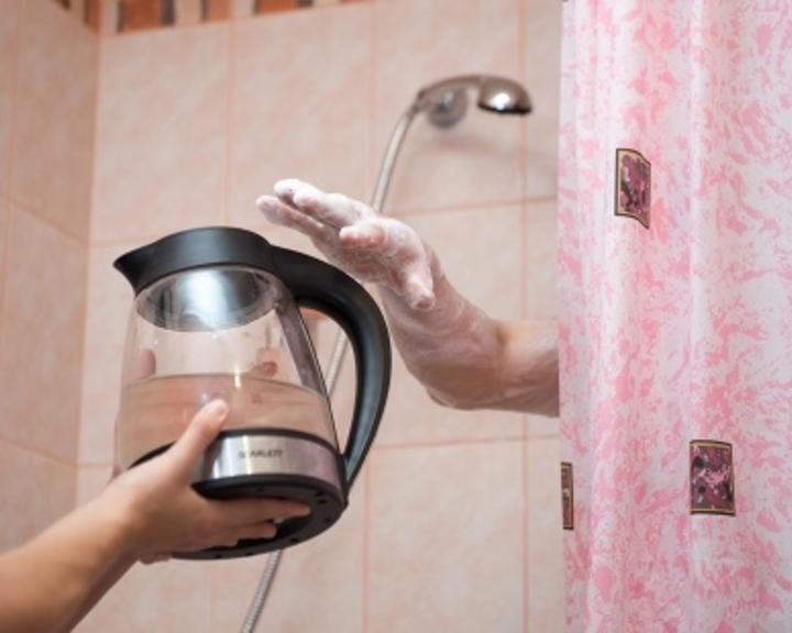 10 хитроумных способов помыться без горячей воды   интернет-журнал морс   курск