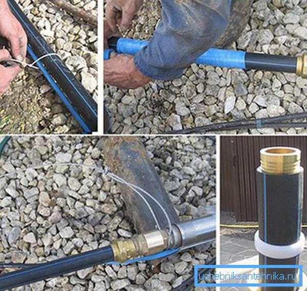 Трубы для скважин на воду: какой диаметр лучше, какую обсадную трубу использовать для водяных скважин