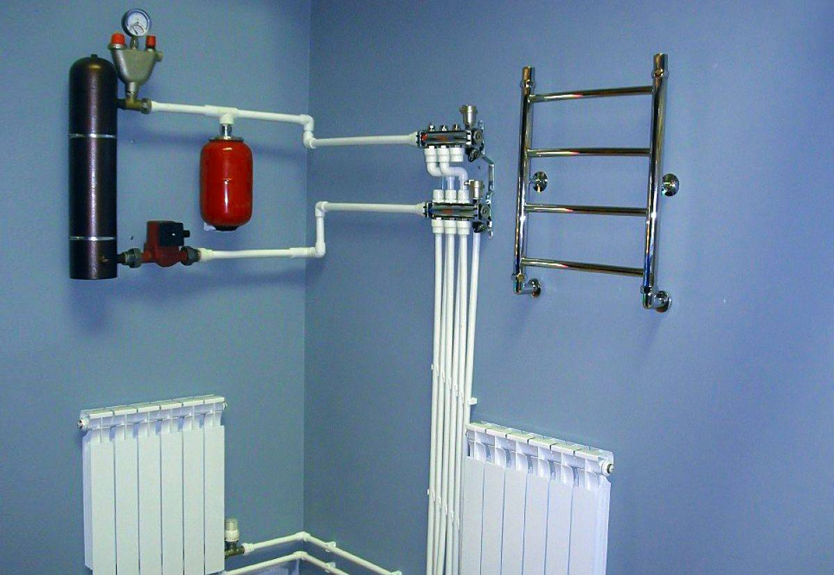 Сравнительный обзор видов систем отопления для частного дома