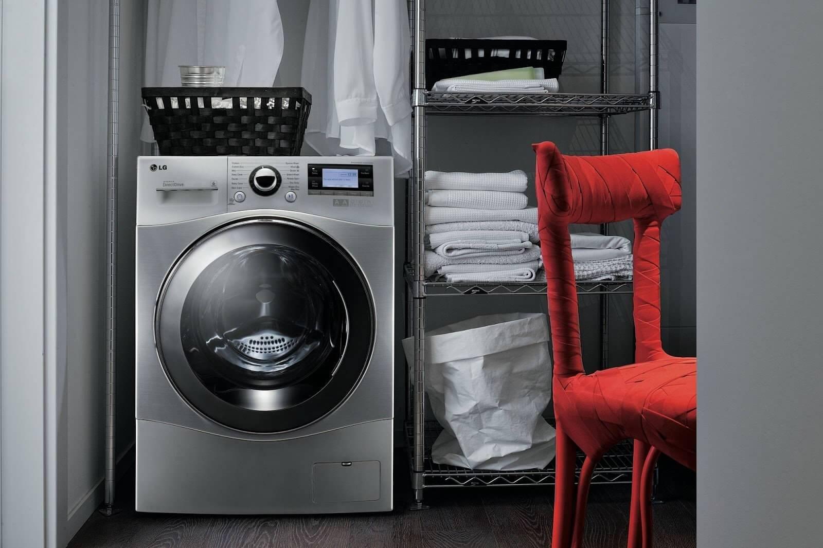 Размеры встраиваемых стиральных машин