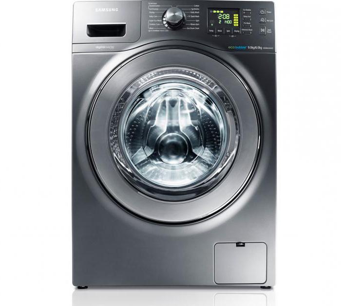 5 лучших стиральных машин samsung