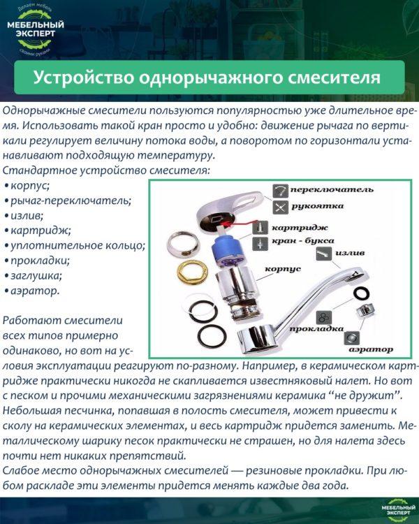 Ремонт смесителя своими руками пошагово: фото, видео