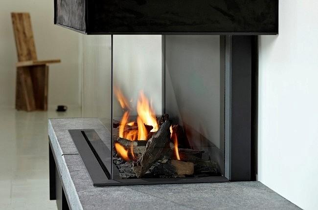 Газовый камин: свойства, принцип работы, разновидности, популярные модели
