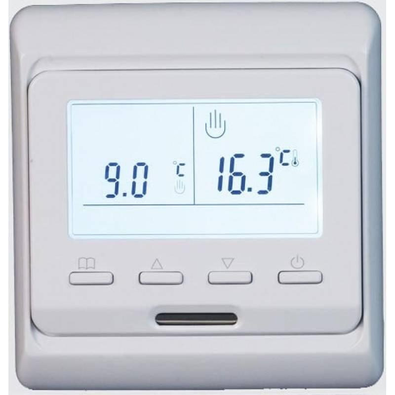 Терморегулятор для водяного теплого пола: термостат, термоклапан, как регулировать температуру, регулировка, механический термодатчик, комнатный датчик