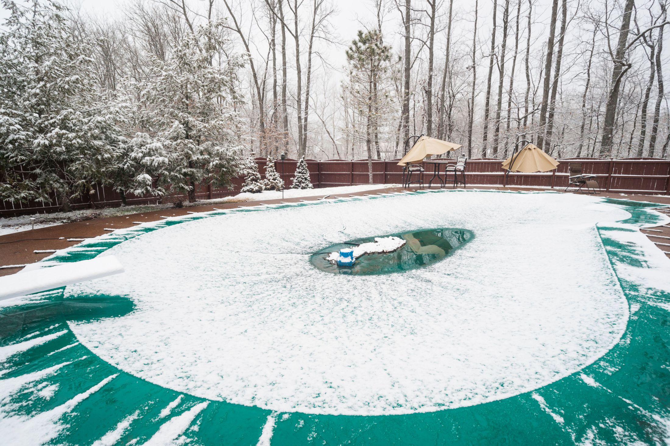 Консервация каркасного бассейна на зиму, как законсервировать каркасный бассейн на зиму - morevdome.com