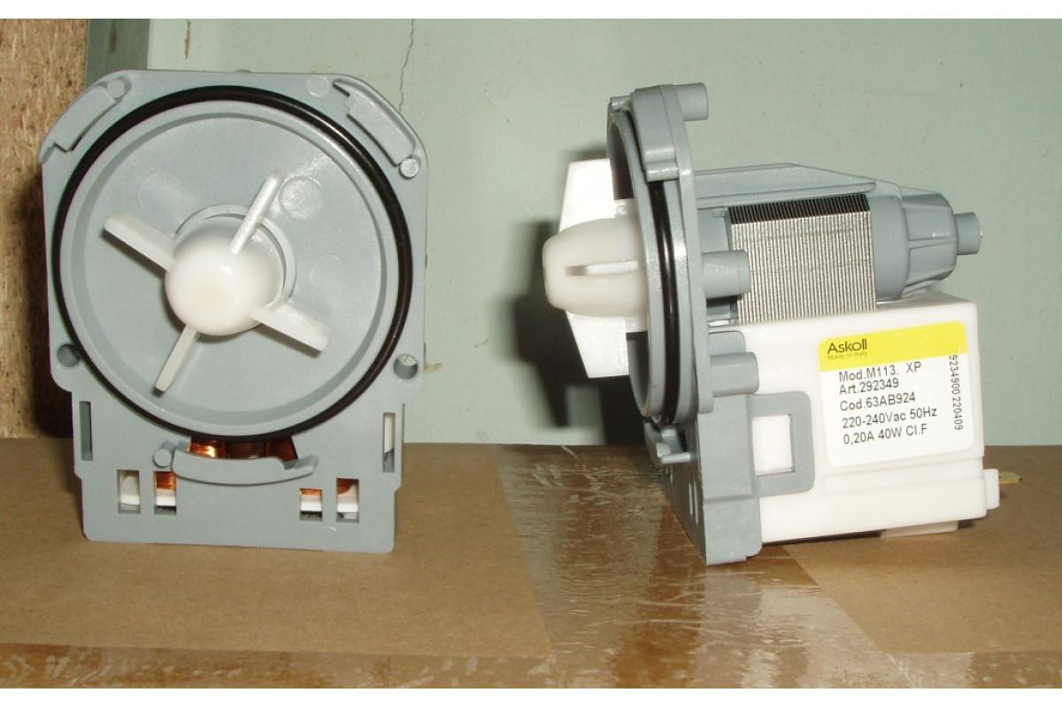 Насос для стиральной машины samsung: назначение и ремонт