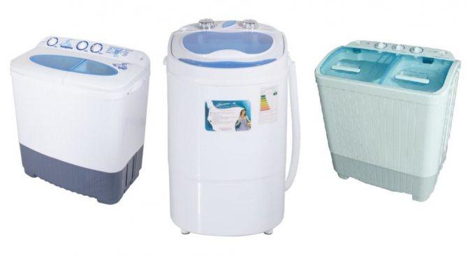 Что такое стиральная машина активаторного типа и топ 10 моделей