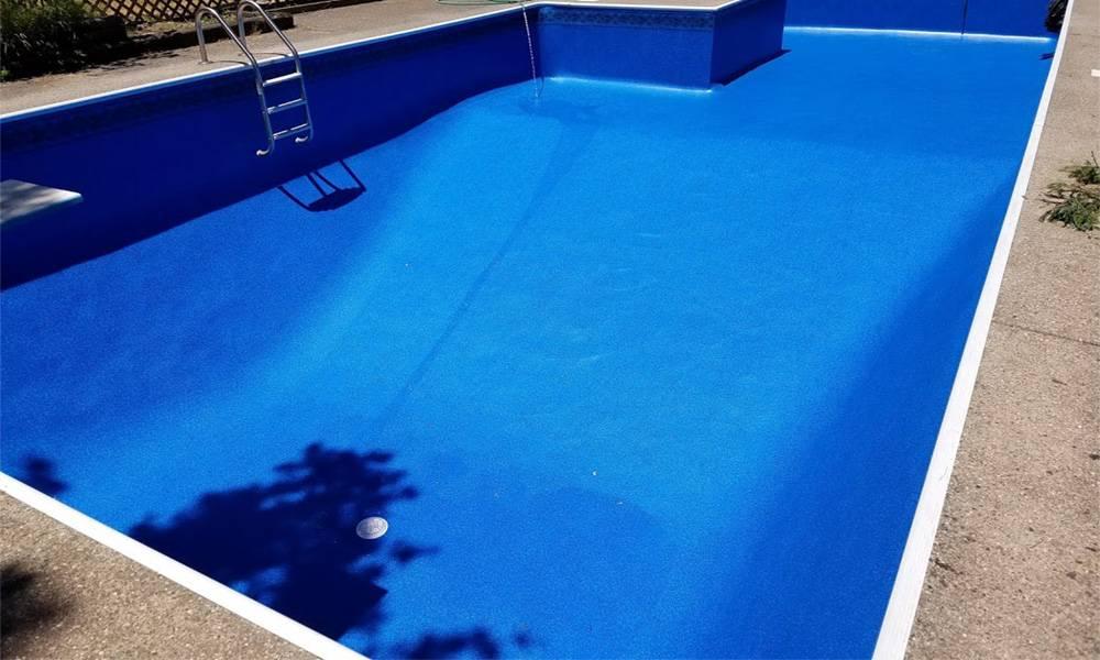 Материалы для гидроизоляции бассейнов: обзор видов + как выбрать - точка j