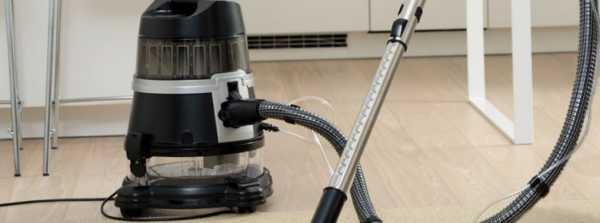 Как выбрать и использовать пылесос для ламината?
