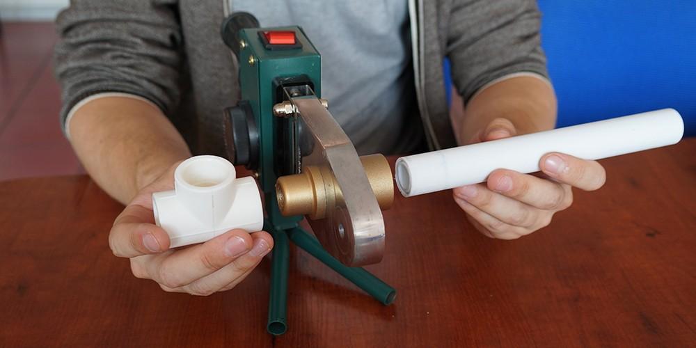 Технология сварки полипропиленовых труб своими руками: обзор способов и нюансов