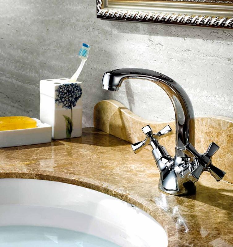 Виды современных смесителей для ванных, уборных комнат и кухонь