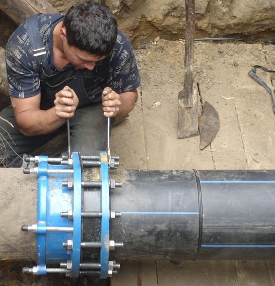 Диаметр водопроводных труб для частного дома