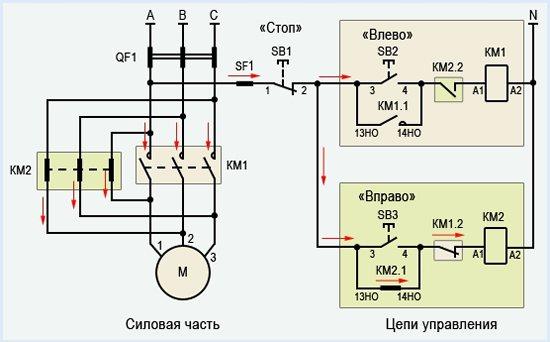 Магнитный пускатель 380в схема подключения - tokzamer.ru