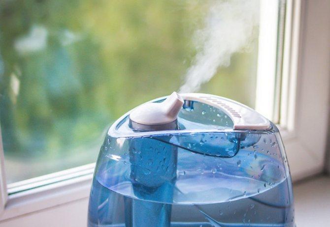 Зачем нужен увлажнитель воздуха