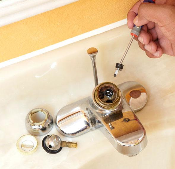 Ремонтируем кран на кухне правильно – пошаговые инструкции (фото, видео)