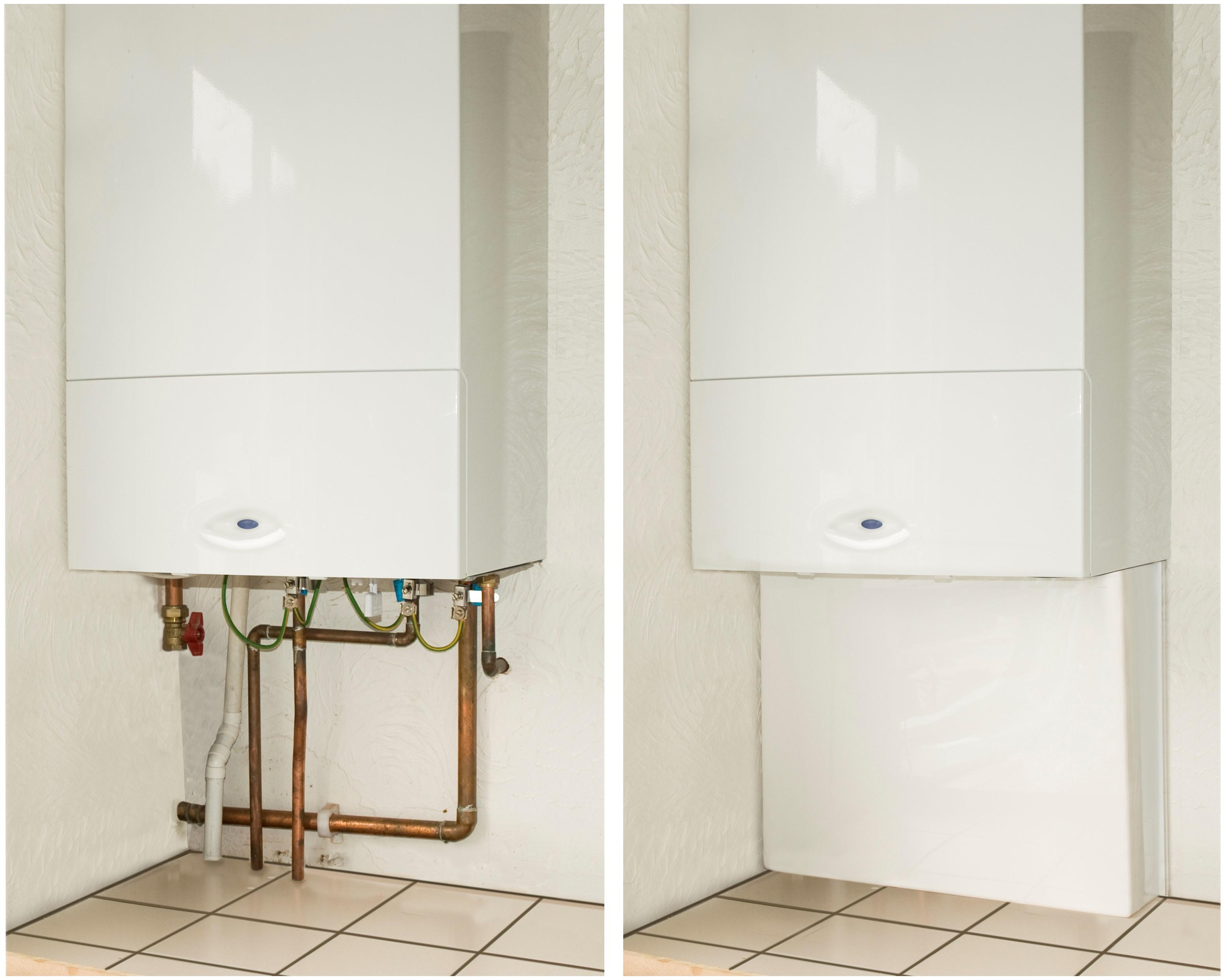 Можно ли закрыть газовый котел шкафом? - oteple.com