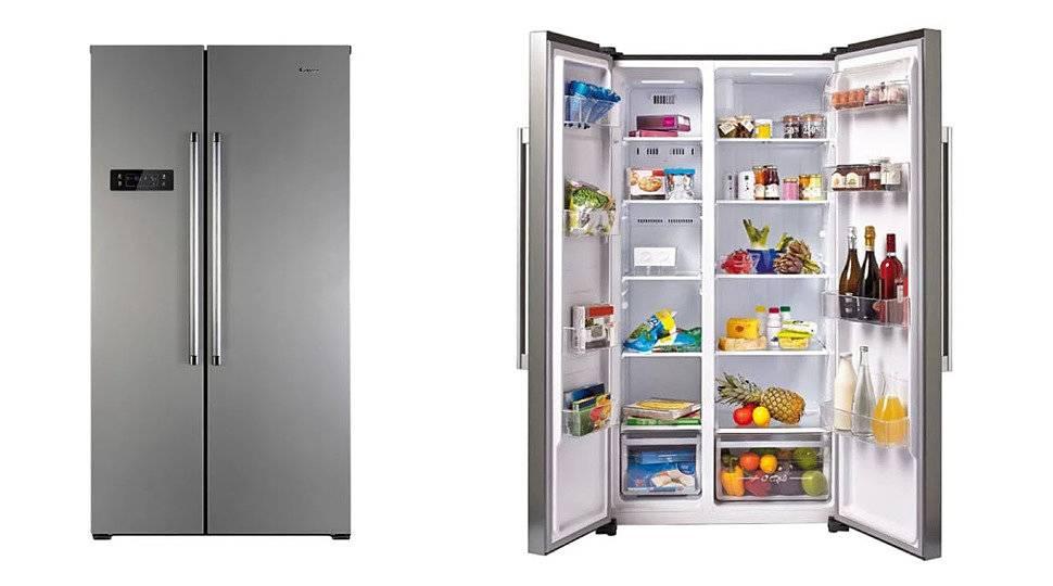 Топ-20 лучших холодильников side by side по отзывам покупателей и специалистов