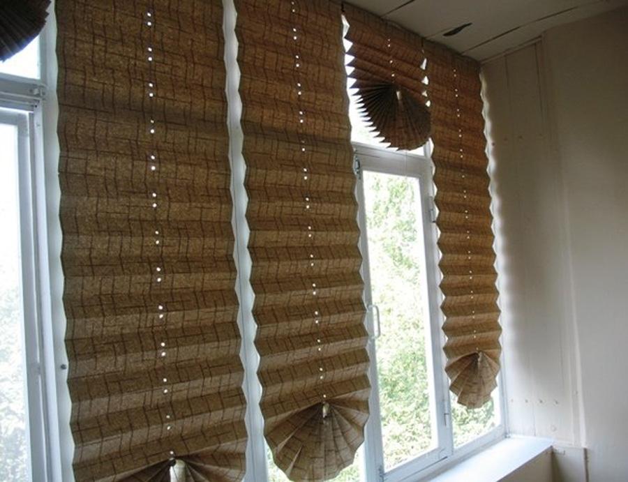 Шторы на балкон своими руками пошаговая инструкция - клуб мастеров