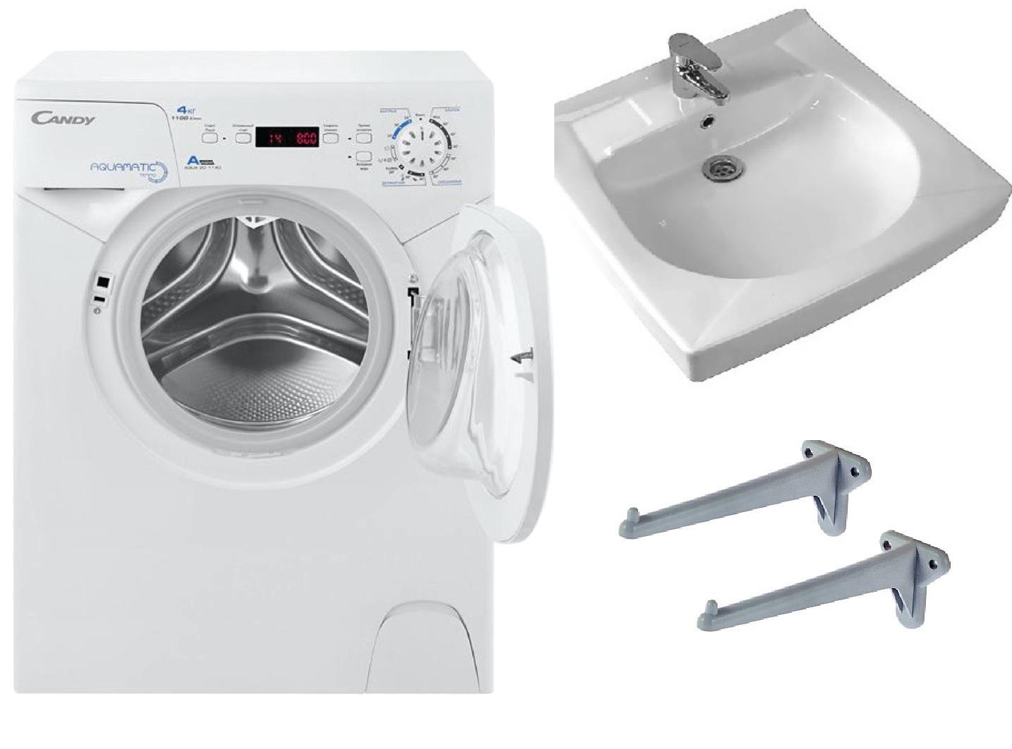 9 лучших компактных стиральных машин - рейтинг 2019