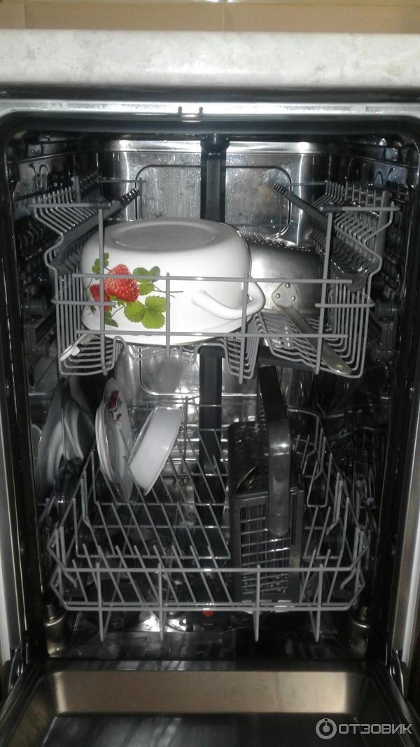Встраиваемые посудомоечные машины electrolux - отзывы, коды ошибок