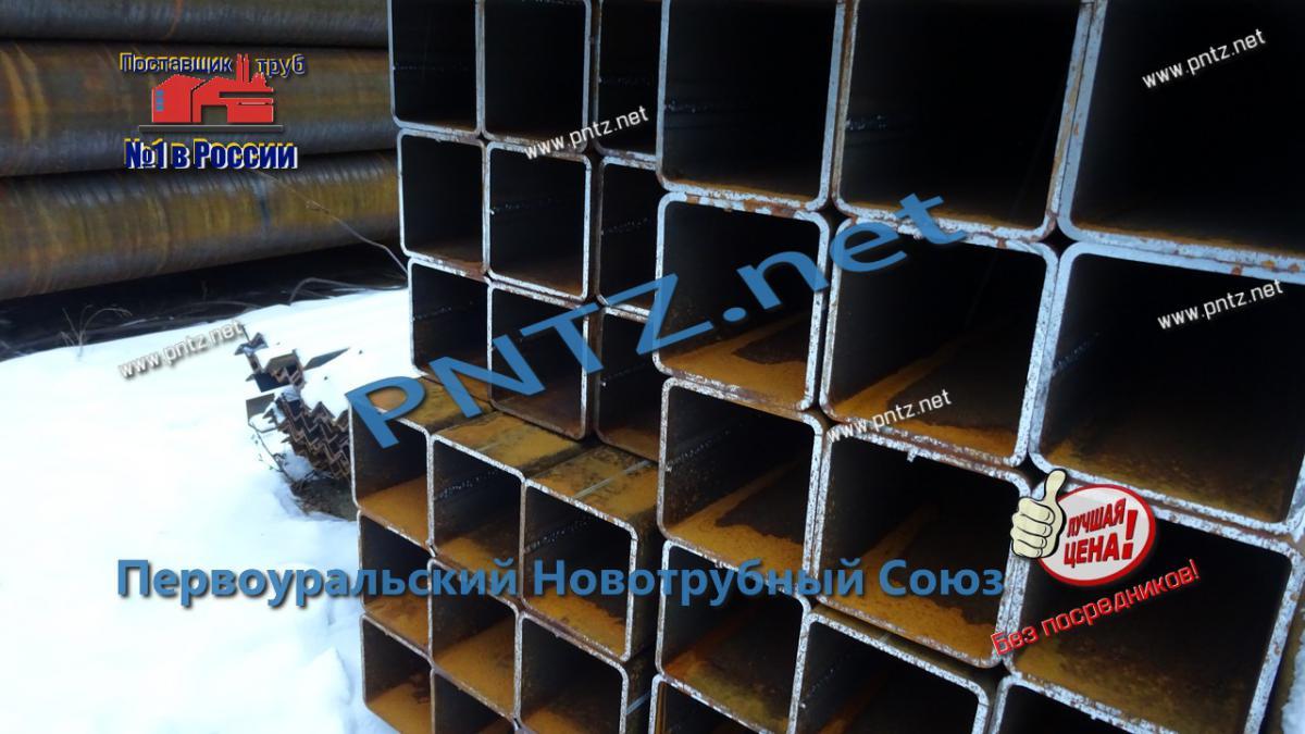 Виды профильных труб: металлическая прямоугольного сечения, размеры профилированных труб, длина, что это такое, какие бывают, применение квадратных труб
