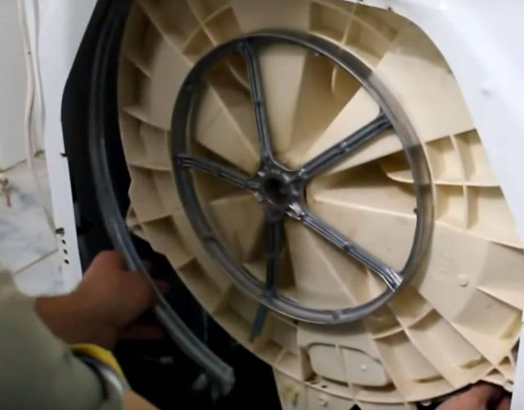 Замена подшипника в стиральной машине своими руками: видео