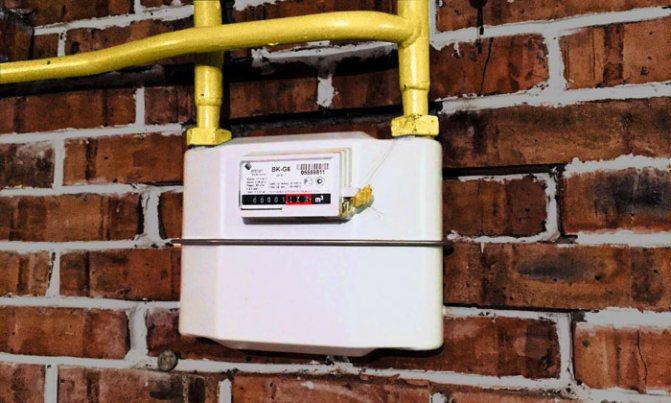 Срок службы газовых счетчиков – все о газоснабжении