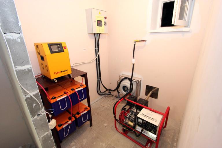 Резервный источник электроснабжения: назначение для загородного дома