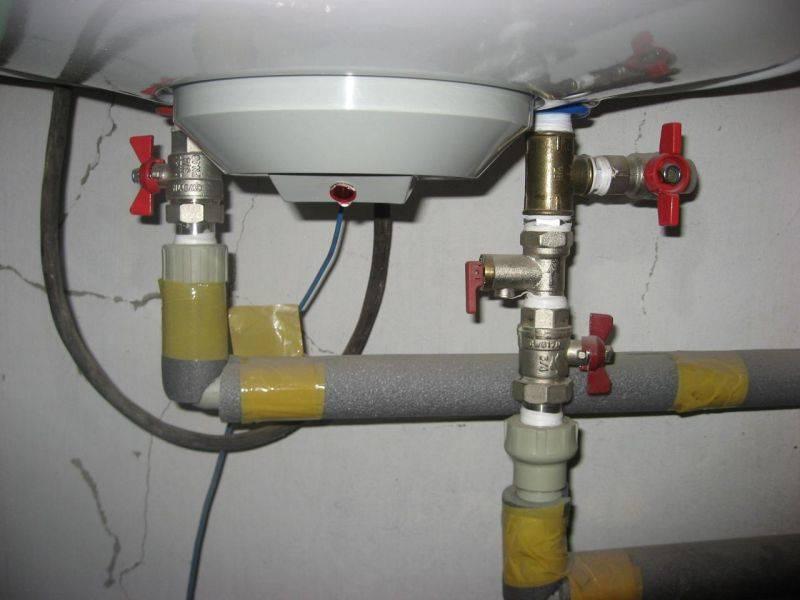 Технология установки и подключения водонагревателя на даче - всё для дома - медиаплатформа миртесен