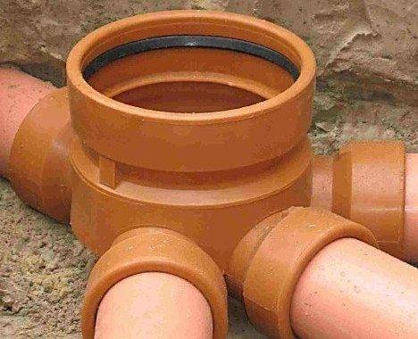 Труба канализационная размеры