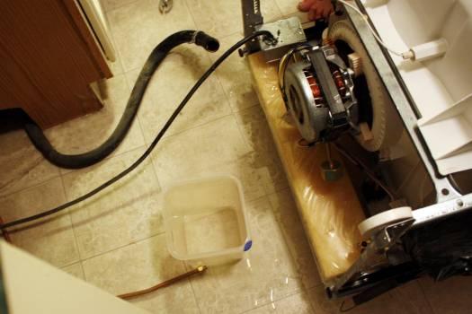 Ремонт посудомоечной машины своими руками: подробная инструкция