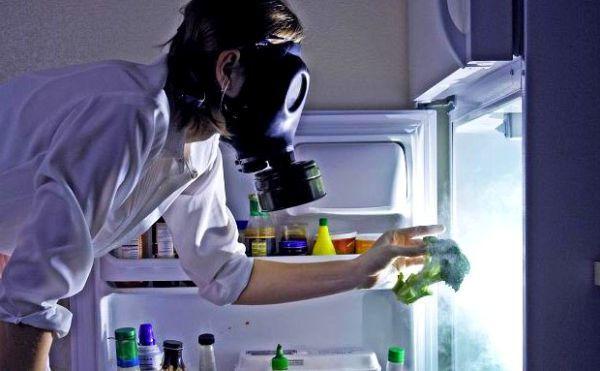Как избавиться от неприятного запаха в холодильнике с помощью домашних средств