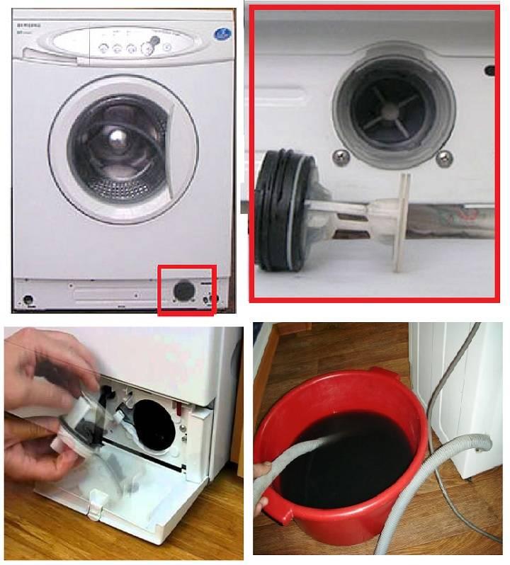 Подключение стиральной машины без водопровода в деревне и на даче: как подключить с помощью емкости, без насоса, к колодцу
