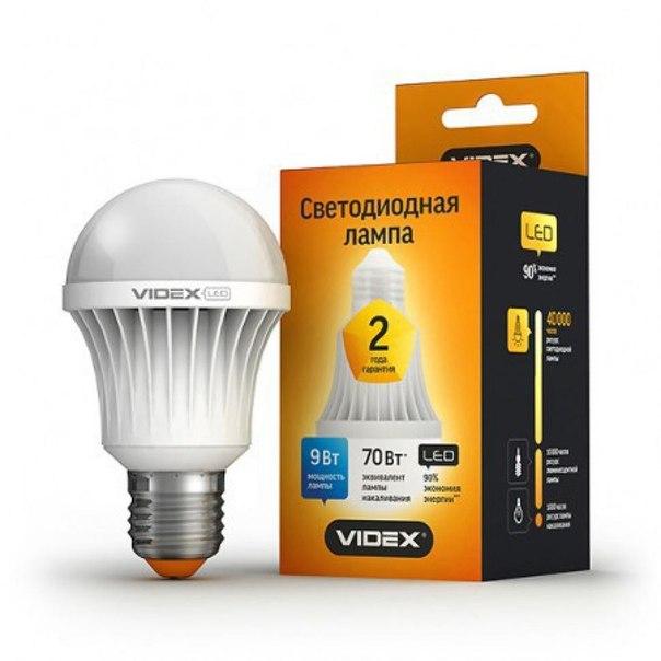 Диммируемые светодиодные лампы: как работает + как выбрать лучшую